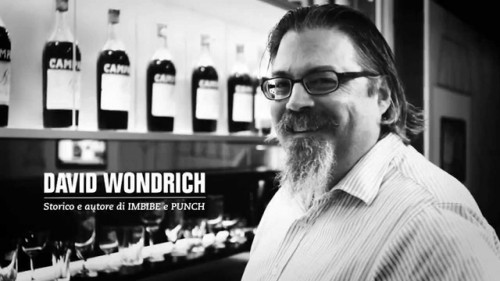 Campari Academy presents David Wondrich & The Jerry Thomas project