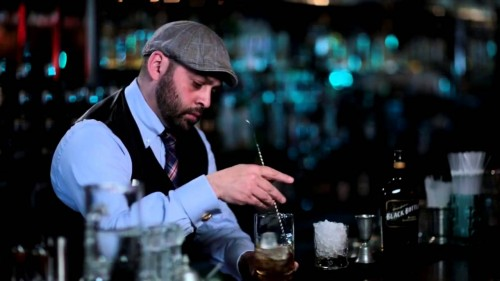 Leonardo Leuci/ Story of a bartender by Black Bottle whisky